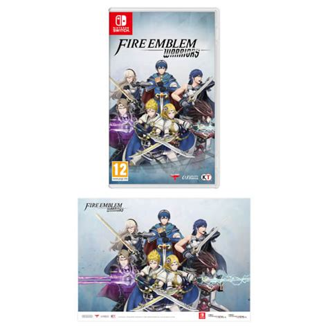 Original Paling Murah Nintendo Switch Emblem Warriors emblem warriors nintendo switch a3 poster nintendo official uk store