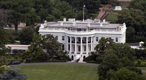 Road To White House by The Road To The White House Needs Paving Cognoscenti