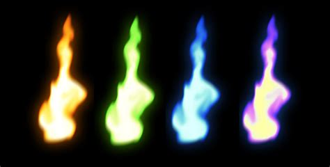 hottest color of fire harness the elements paint fire in all its forms