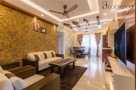 bhk interior design indiranagar bangalore decorpot