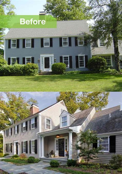 17 best ideas about colonial exterior on