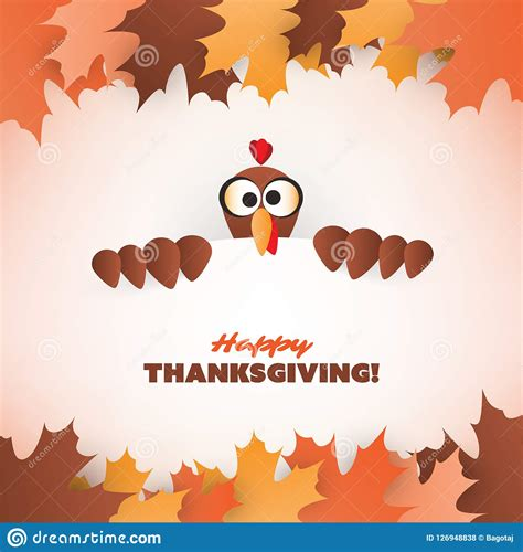thanksgiving card template happy thanksgiving card design template stock vector