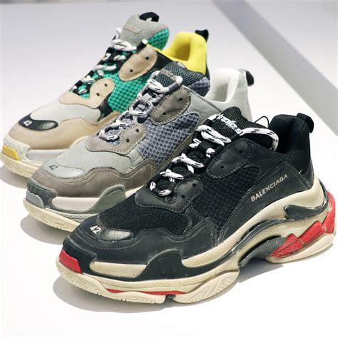 balenciaga s sneakers balenciaga unveils new s sneakers colorways