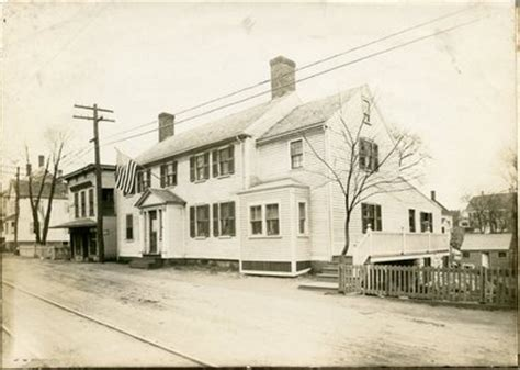 Kittery Post Office by Quot 6 8 12 Government Kittery Maine Quot