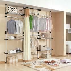 offene kleiderschrank closet organizers modern magazin