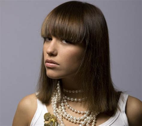 Your Guide To Bangs by A Guide To Cut Your Own Hair Go For It