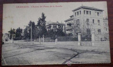 antigua postal de barakaldo vizcaya chalets comprar antigua postal de granada chalets del paseo d comprar