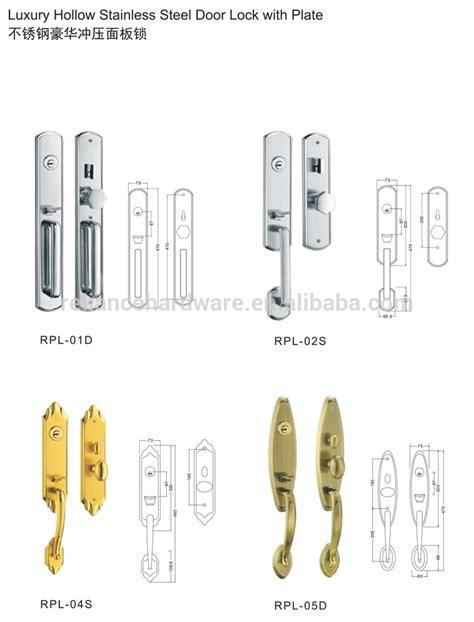 sliding door parts plate door faceplate sc 1 st door closer service company inc