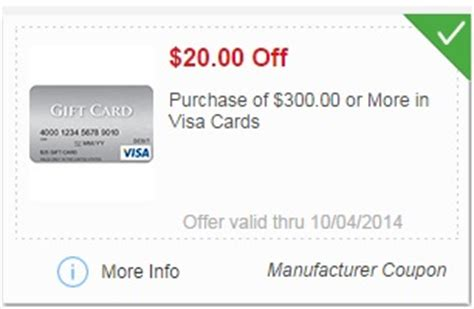 How To Get Money Off Of A Visa Gift Card - free money at meijer with mperks coupon points with a crew