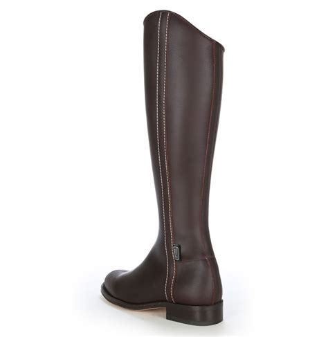 me boots high quality brown leather dressage boots classic knee