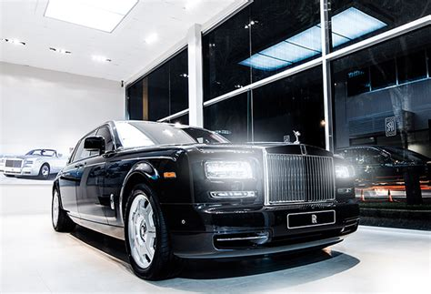 roll royce philippines iconic rolls royce opens phl showroom as demand picks up