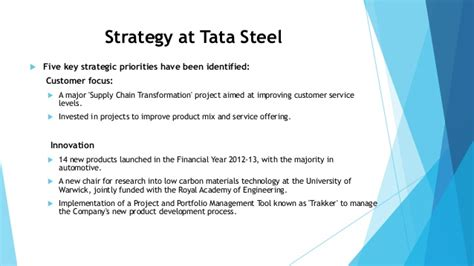 Project On Tata Steel For Mba by Project Tata Steel Dd