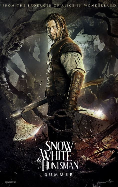 Snow White The Huntsman By once upon a quot snow white and the huntsman quot featurettes