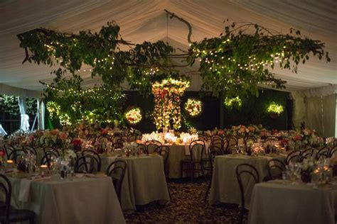 Garden Decoration Hire by Enchanted Forest Wedding