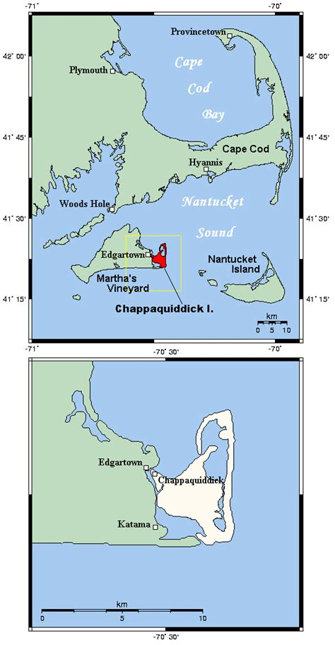 Chappaquiddick Facts Chappaquiddick Island Massachusetts Worlds Best Towns