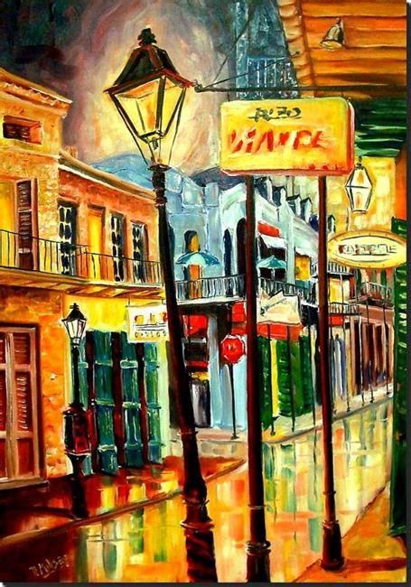 bourbon street sold  diane millsap