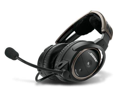 Headset Bose bose aviation headset x ear cushions