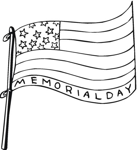 free printable coloring pages memorial day free memorial day coloring pages