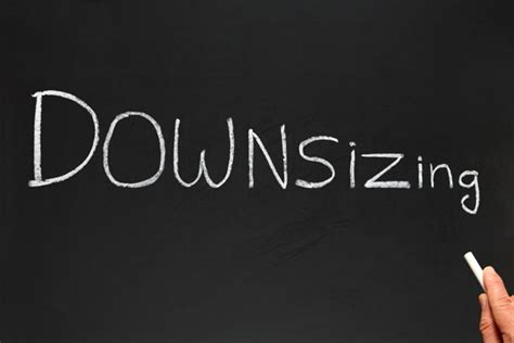 Down Sizing | 8 steps to downsizing and getting your life back off the