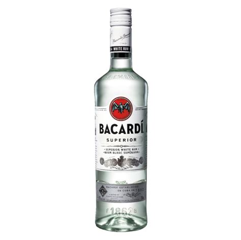 martini bacardi buy bacardi carta blanca white rum 70cl at prestige drinks