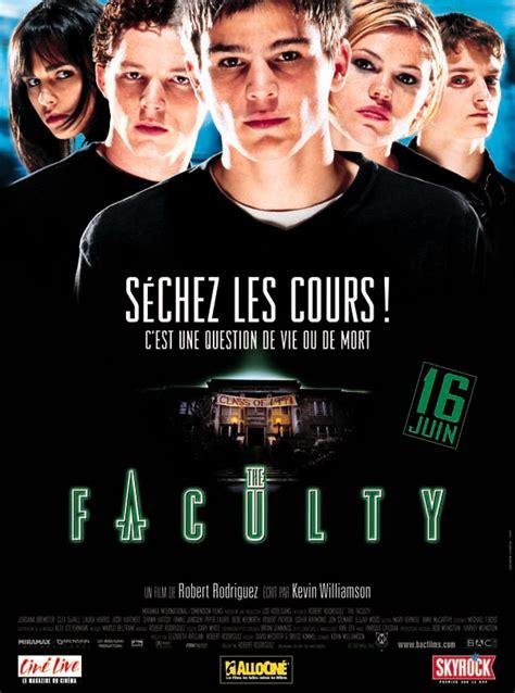 film d action qui se passe a londres the faculty film 1998 allocin 233