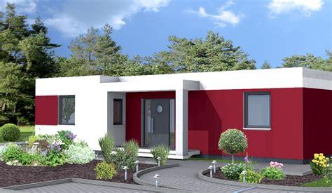 bungalow flachdach bungalow k 125 r b massivhaus gmbh