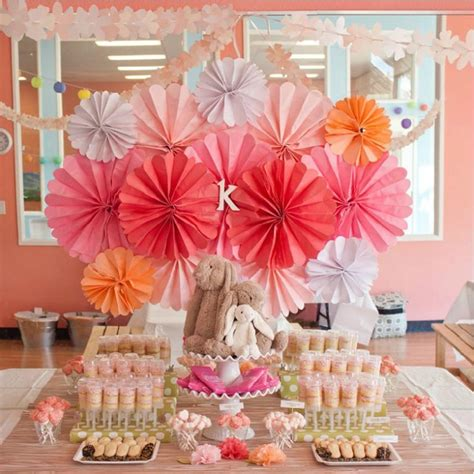 home decorating parties beautiful cheap house birthday party decoration paper