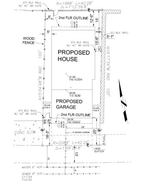house plot plan exles cd site grading and drainage plan sle parking and landscaping plot plan sle