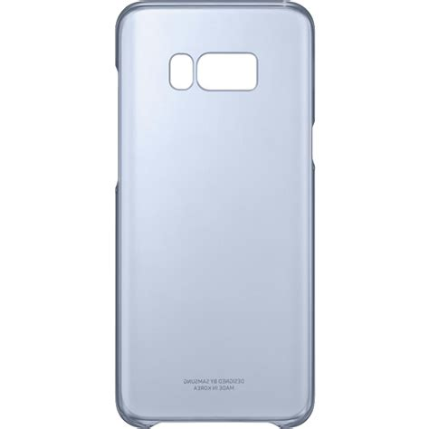 Back Original Samsung S8 phone cases clear cover back cover blue samsung galaxy s8
