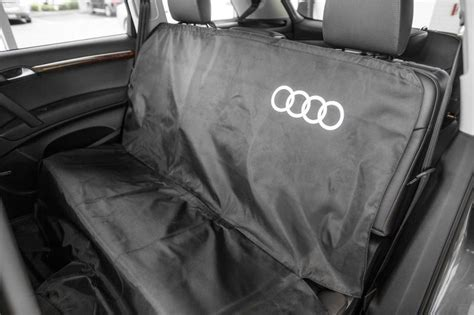 audi q5 2017 seat covers audi other oem rear seat cover part 4f0 061 647