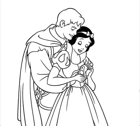 imagenes para pintar blancanieves princesas disney m 225 s dibujos para colorear de quot blancanieves quot