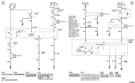 mitsubishi shogun wiring diagram 32 wiring diagram