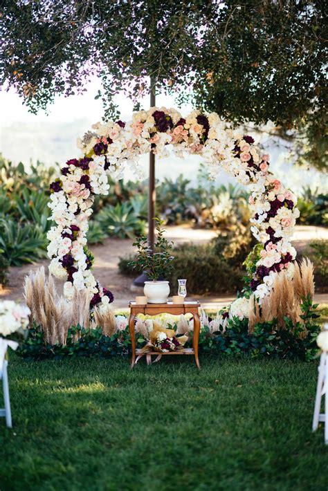 beautiful garden wedding ideas sunset magazine