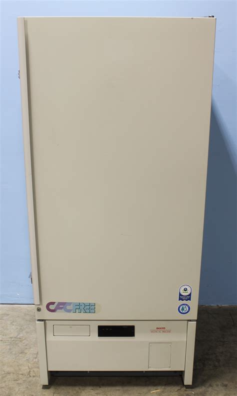 Freezer Sanyo refurbished sanyo mdf u442 40 biomedical freezer