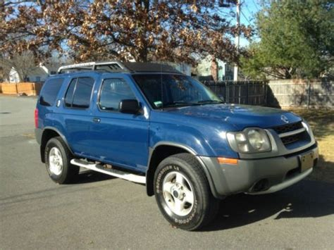 buy used 2002 nissan xterra world chionship edition 3