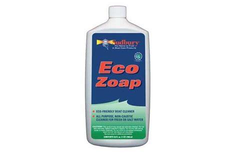 boat zoap eco zoap sudbury boat care products