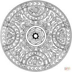 mandala ornaments coloring pages mandalas zum ausdrucken mandala ausmalen kostenlose