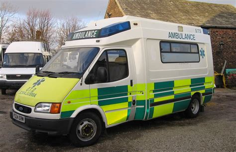 Ford Transit Ambulance by Ford Transit Ambulance Photos And Comments Www Picautos