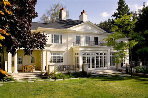 neoclassical homes wall grid gallery d r siding restoration