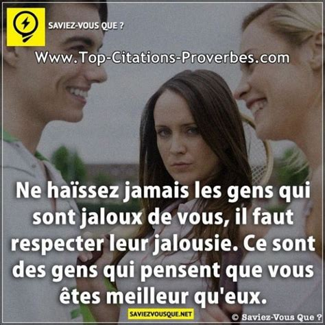 jalousie d une femme citation respect archives top citations proverbes
