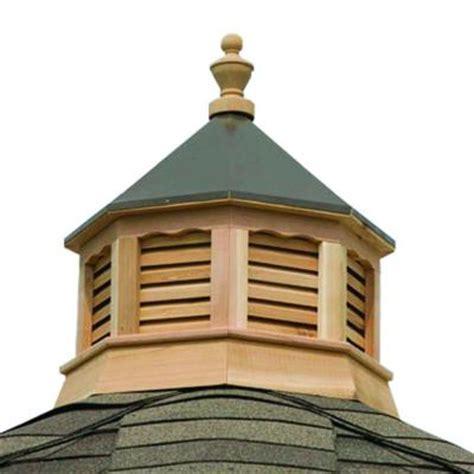 Cedar Cupola Homeplace Structures 21 In X 21 In X 26 In Cedar