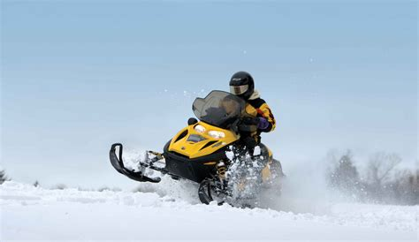 Snowmobile Rental Door County by Wisconsin Snowmobile Trails Near Cabins And Cottages