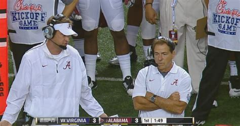Lane Kiffin Meme - caption this lane kiffin explaining himself to nick saban