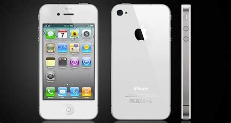 iphone 4 release date white iphone 4 popularity grows as release date pushed back