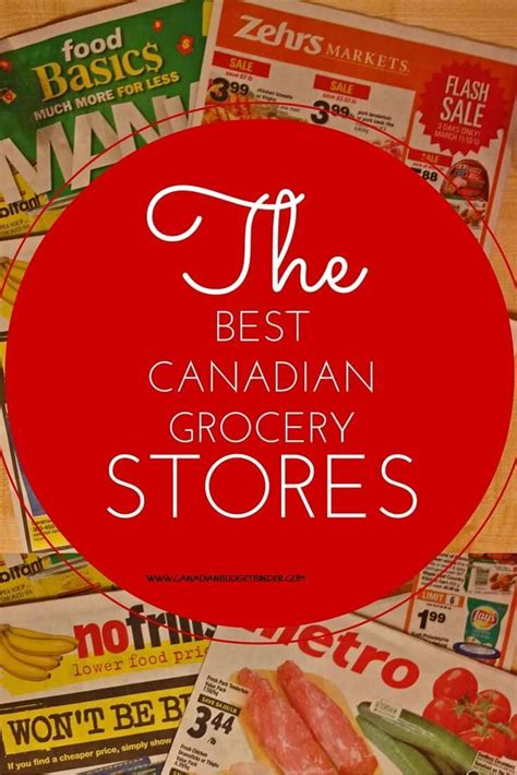 Best Grocery Stores 2016 | the best canadian grocery stores to shop at the grocery