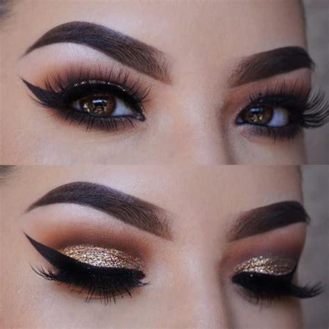 Eyeshadow Inez No 5 makeup looks on