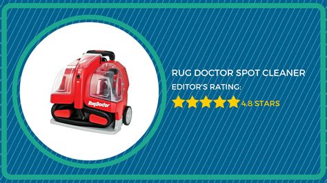 rug doctor portable spot cleaner review jan