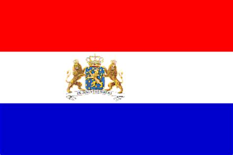 royal flags  netherlands