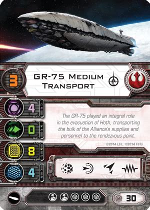 x wing pilot card template gr 75 details and cards revealed