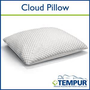 tempur cloud pillow at the best prices smiths the rink